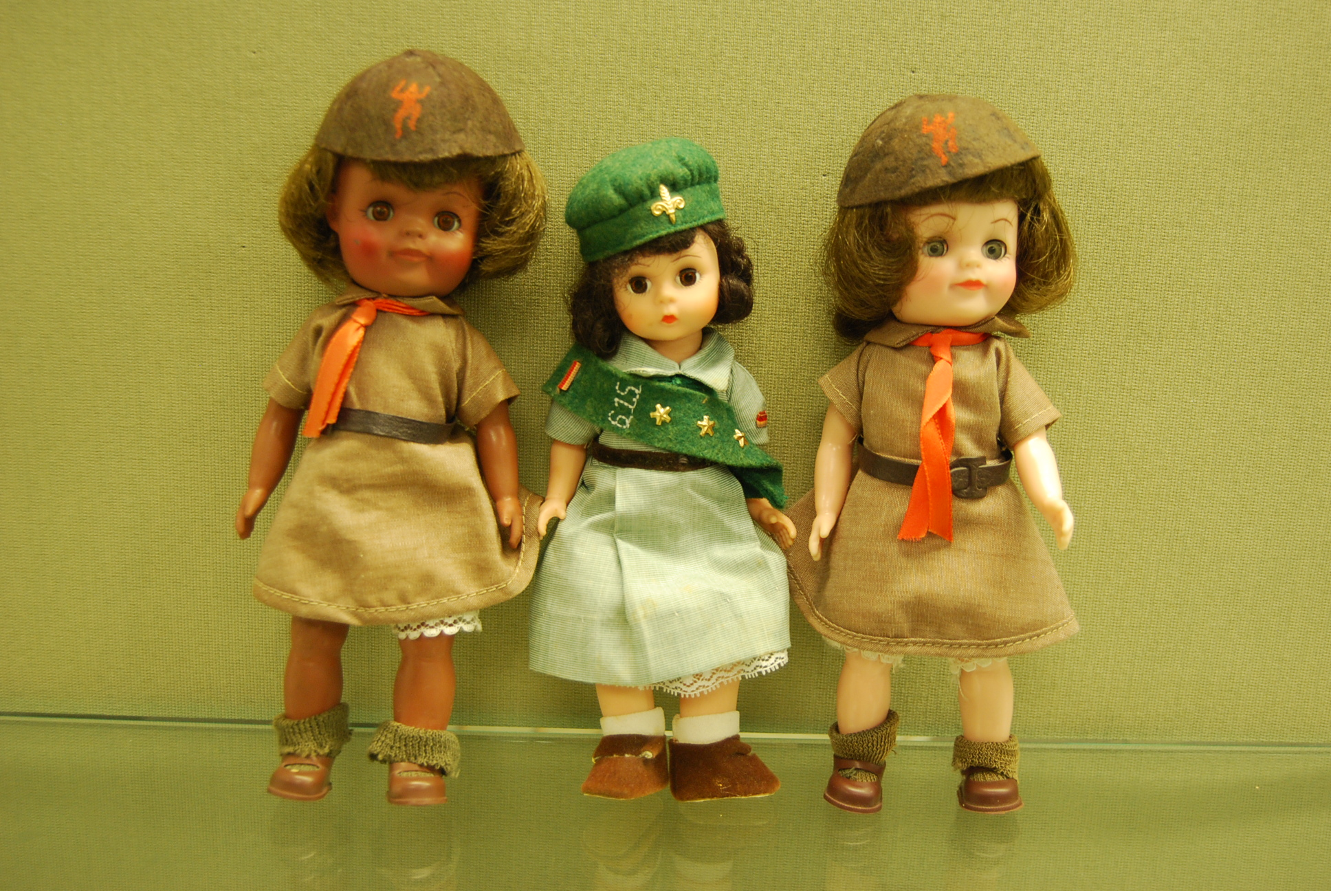 girl scout doll