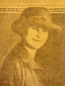 Mary Elizabeth Skeen, 1924