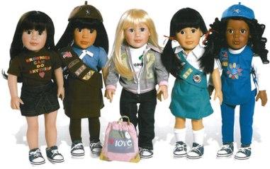 Adora Girl Scouts