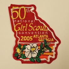 Georgia convention patch
