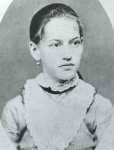 Juliette Gordon Low as a child