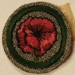 1925-38 Garden Flower Finder